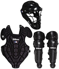 Wilson EZ Gear Catcher's Kit review