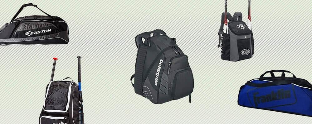 types of baseball bag