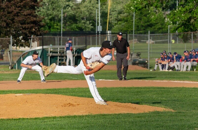 Catchers Throw to Third Base After a Strikeout